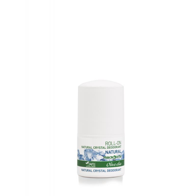 Dezodoranta kristāla rullis